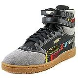 Puma Sky II Hi BHM Men US 11 Multi Color Sneakers