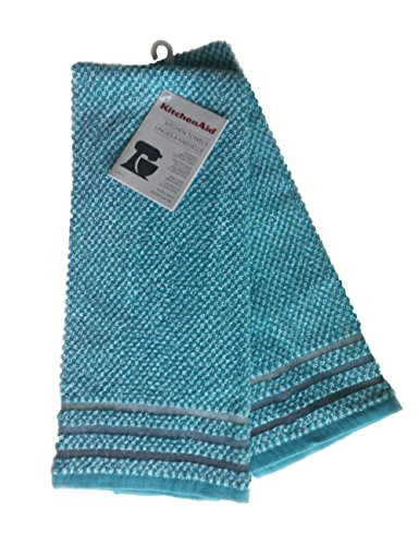 KitchenAid Kitchen Towel Set of 2 - Aqua Sky by KitchenAid