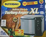Masterbuilt Butterball Indoor Electric Fryer Cooker thumbnail