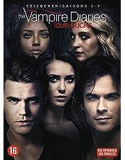 Vampire Diaries - L'intégrale des saisons 1 à 7 (Import, Langue Français)