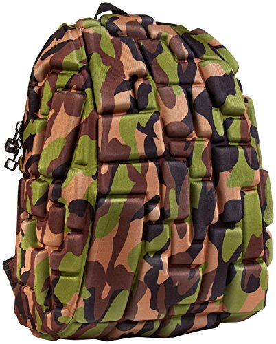 Price comparison product image MadPax Blok In Camo Halfpack (Tod/Yth) - Green - One Size
