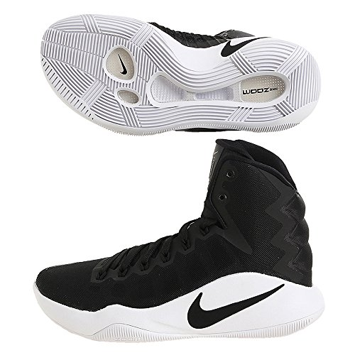 Hyperdunk WMNS 2016 White Black Basketball Shoes Nike Tb Women's ERwxnqBC5U
