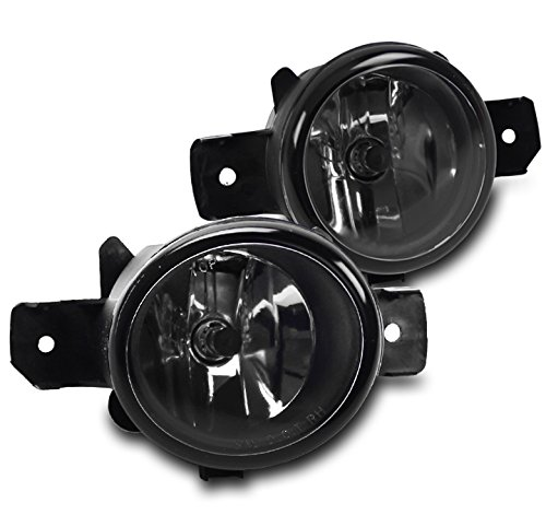 ZMAUTOPARTS Bumper Driving Fog Lights Lamp Chrome For Sentra Maxima Altima Rogue M35 M45 G37 ()