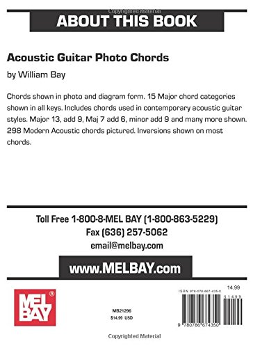 Buy Acoustic Guitar Photo Chords Book Online At Low Prices In India