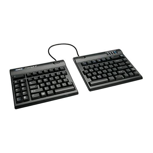 2 opinioni per Kinesis Freestyle 2 KIN-FS2-01 Tastiera
