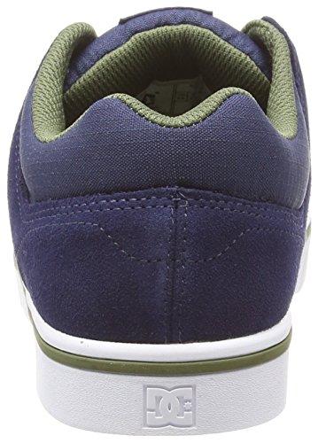 navy Shoes Bleu Se Dc Sneakers 2 Basses Course Homme 8qRS1RH