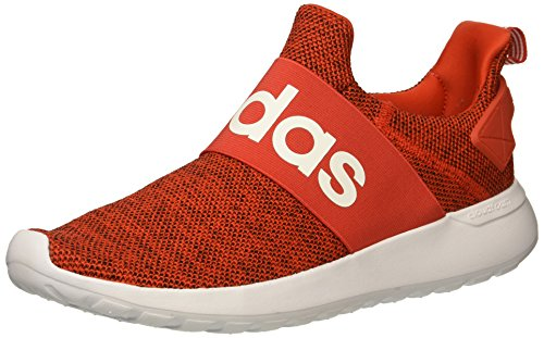 adidas Men's Lite Racer Adapt Running Shoe, Core Red/White/Black, 8.5 M ()