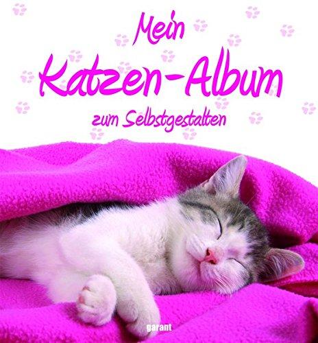 Mein Katzen - Album zum Selbergestalten