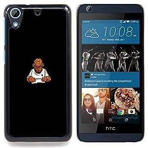 GIFT CHOICE / Teléfono Estuche protector Duro Cáscara Funda Cubierta Caso / Hard Case for HTC Desire 626 // It'S A Trap - Funny //