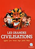 CIVILISATIONS (Livre Prémium)