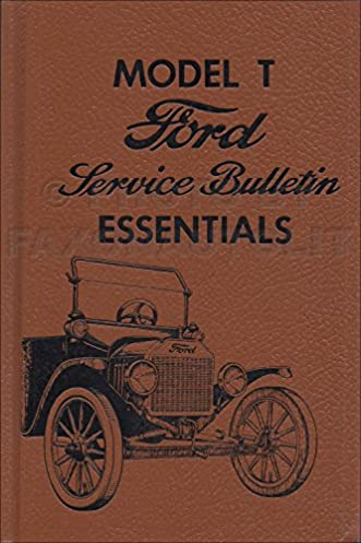1919 1927 model t ford factory service bulletins reprint hardbound model t oil pump 1919 1927 model t ford factory service bulletins reprint hardbound ford 9780911160192 amazon com books