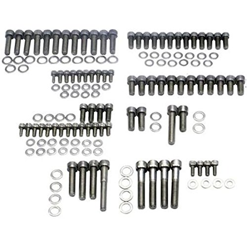Small Block Chevy Stainless Engine Bolt Kit