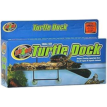 01 Aquarium Décor Aquariums & Accessories FTVOGUE Turtle Frog Floating Island Reptile Habitat Supplies Aquarium Fish Tank Ornament for Resting Basking Eating