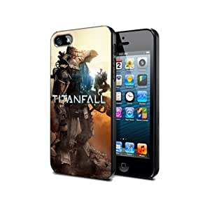 Titanfall Game Case For Ipod Touch 5g Hard Plastic Cover Case Ntf01