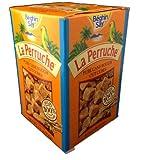 La Perruche Rough Cut Brown Sugar Cubes 8.8 oz - Pack of 4
