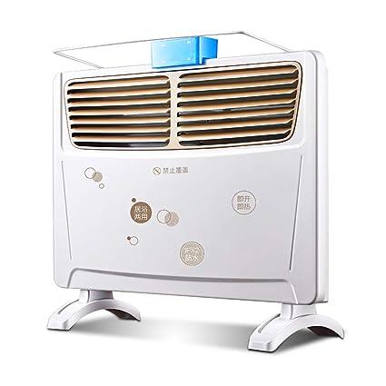 Calentador YNN Hogar eléctrico Cuarto de baño Estufa de Tostado a Prueba de Agua Radiador de