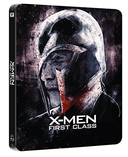 X-Men: First Class - Limited Edition Steelbook [Blu-ray]