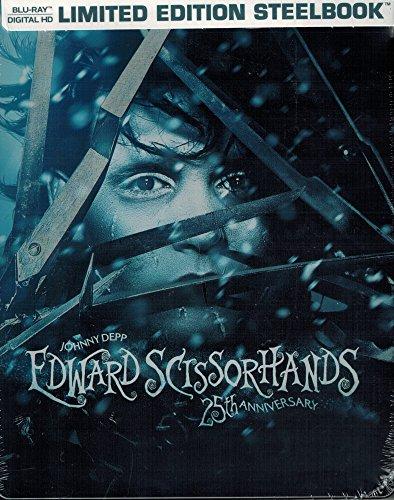 Edward Scissorhands: 25th Anniversary (Limited Edition -