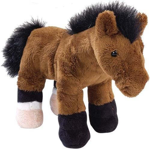 Standing Buckeye Bay Horse 7