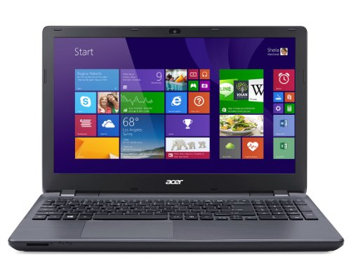 Acer Aspire E5-571-7776 Laptop (Windows 8, Intel Core i7-4510U 2.0 GHz, 15.6