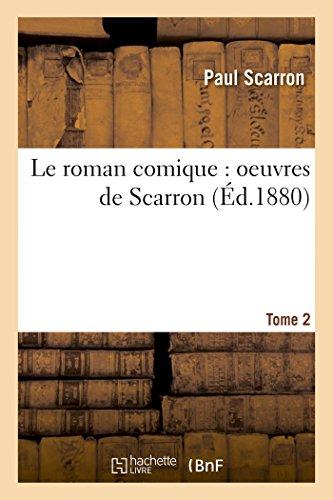Le Roman Comique [Pdf/ePub] eBook