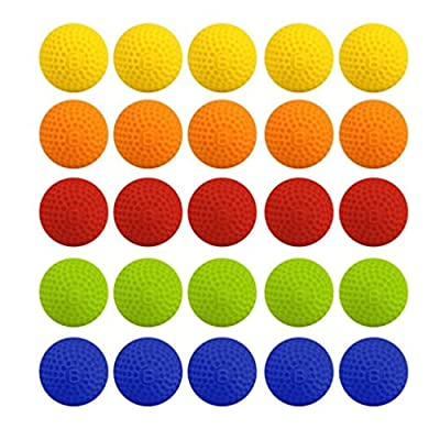 Reliever Toy,vmree 20Pcs Bullet Balls Rounds Compatible For Nerf Rival Apollo Child Toy by vmree that we recomend personally.