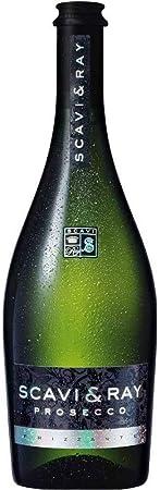 Scavi & Ray Prosecco champaña 18 x 0,75 litros burbujas procedentes de italia Veneto