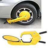 Dealkoo Wheel Lock Clamp Boot Tire Claw Auto Car Anti Theft Lock