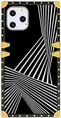 Square Edge Cover Case Compatible Apple Iphone 11 Pro