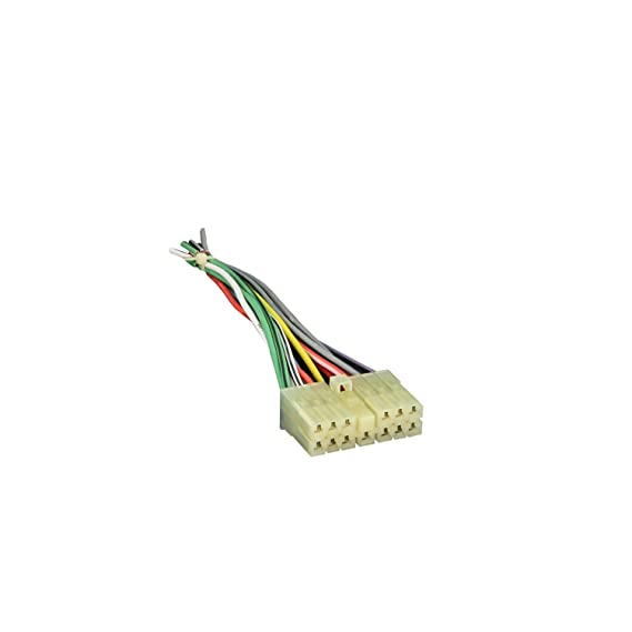 Excellent Amazon Com Metra 71 1002 Reverse Wiring Harness For 1989 1996 Jeep Wiring Digital Resources Cettecompassionincorg