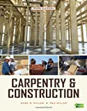 img - for Carpentry & Construction, Fifth Edition book / textbook / text book