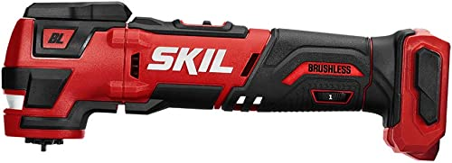 SKIL PWRCore 12 Brushless 12V Oscillating MultiTool, Bare Tool – OS592701