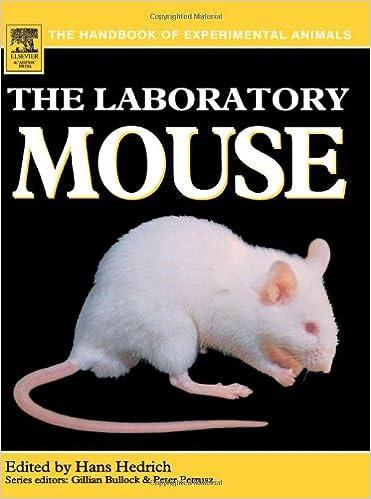 Handbook of Experimental Animals
