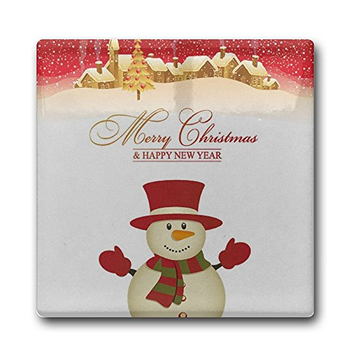 creative-merry-christmas-snowman-diy-printed-square-coasters-cork-ceramic-coasters-for-kitchen-dinin