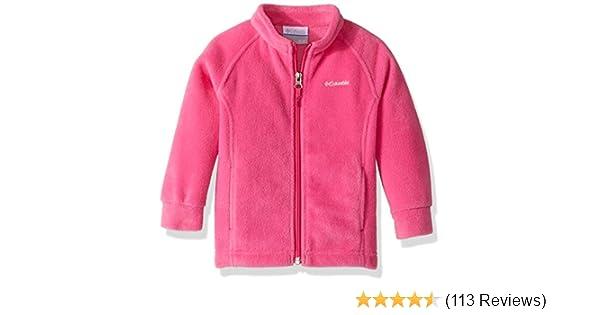 ed35869cd138 Amazon.com  Columbia Girls  Baby Benton Springs Fleece  Clothing