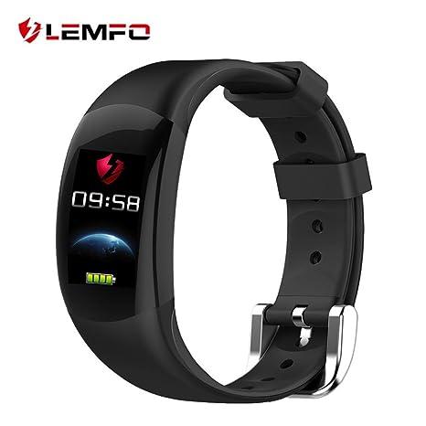Amazon.com : Dreamyth LEMFO LT02 Smart Watch Bracelet ...