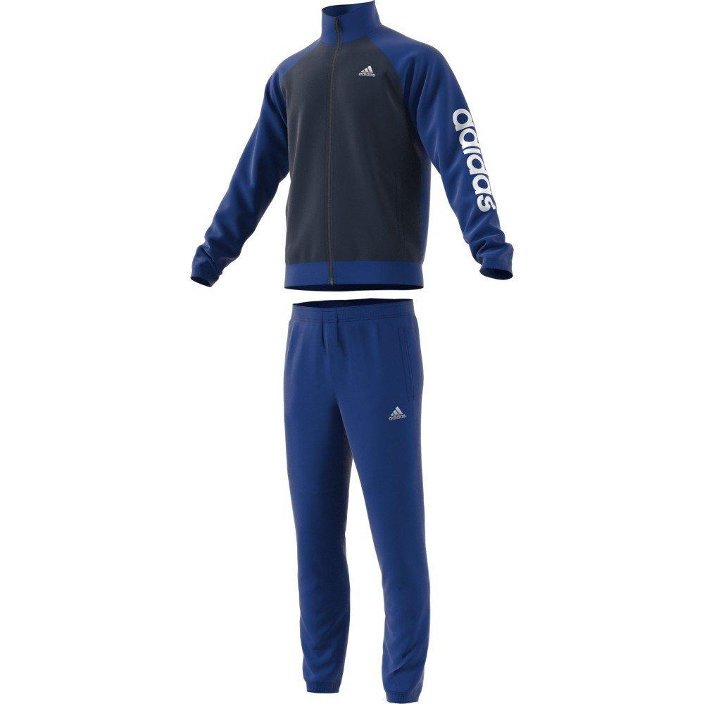 adidas Marker TS Chándal, Hombre, Azul (Maruni/Reauni), 174 ...