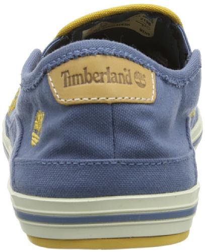 Timberland Ekcascoby So Navy Blue - Mocasines Azul
