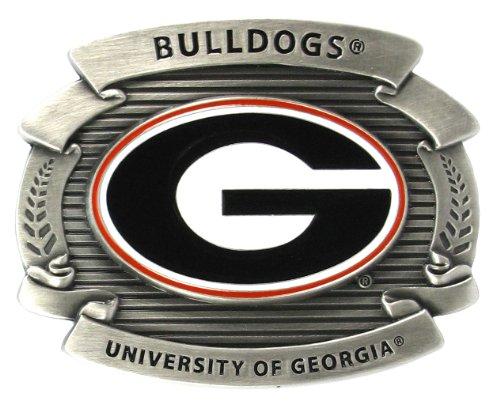 georgia bulldogs belt - 7