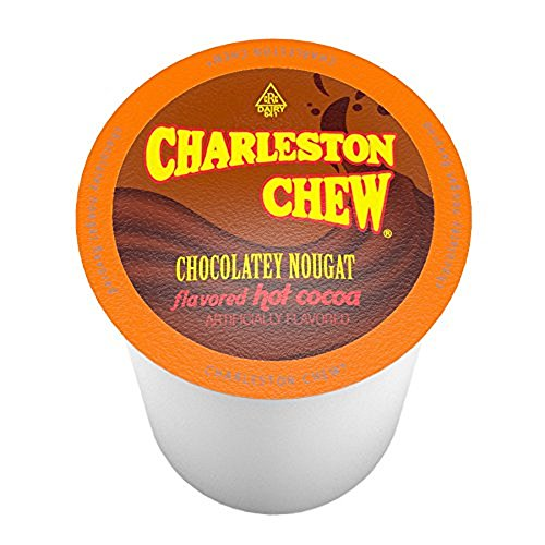 Charleston Chew Chocolate Hot Cocoa Single Serve Cups – 24 Count