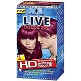Live XXL color de pelo, Pure morado 86