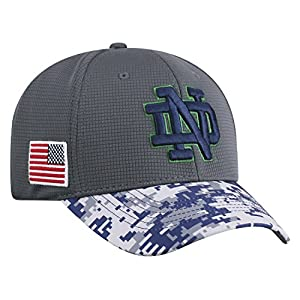 brand new 0dabc 5d410 Top of the World NCAA Men s Salute to USA Military -One-Fit Camo Hat Cap