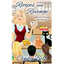 Recipes and Revenge (A Macaron Patisserie Cozy Mystery Book 2)