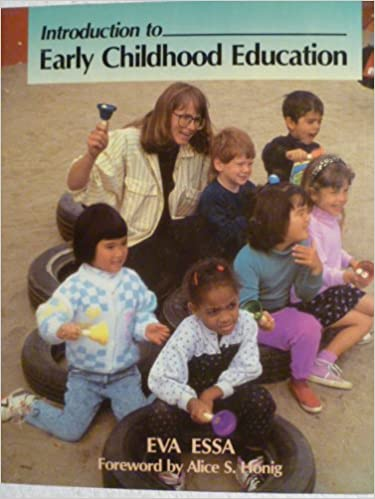 Introduction To Early Childhood Education Eva L Essa