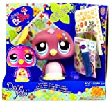 Littlest Pet Shop Deco Pets Customize Your Penguin