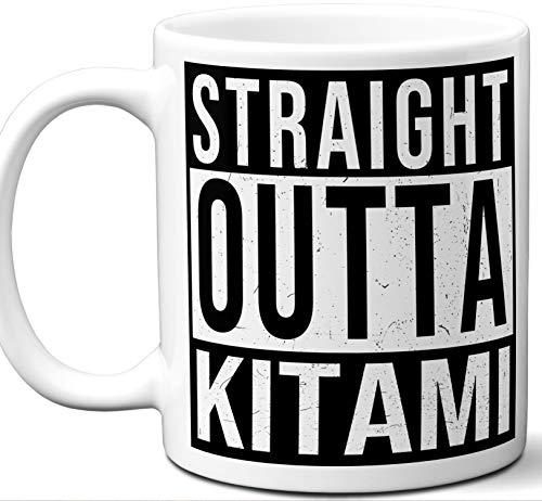 - Kitami Japan Souvenir Gift Mug. Unique