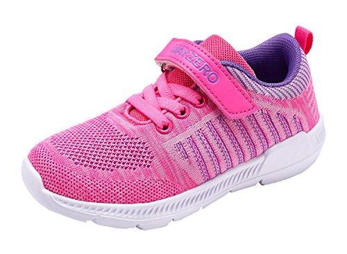 Pink Tennis Shoe - 7