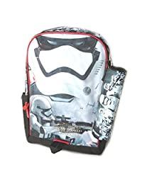 Backpack 'Star Wars'black white red (+ kit)- 42.5x30x18.5 cm (16.73''x11.81''x7.28'').