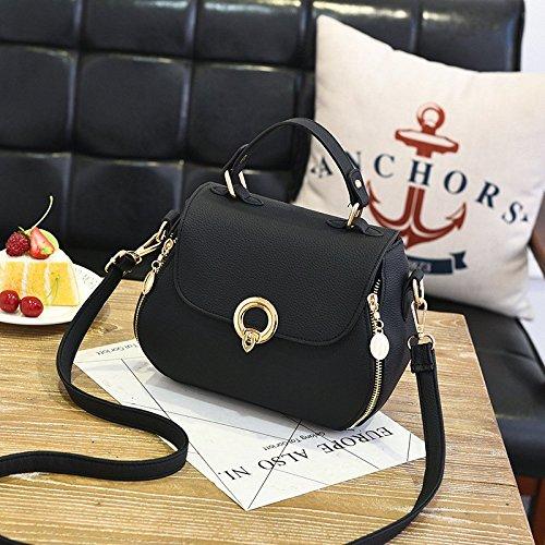 ZHANGJIA Mode Mode Sac Sac Sac, Sac, Madame black