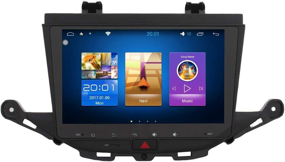 Car Radio Custom Fit Opel Astra K Android Gps Bluetooth Elektronik